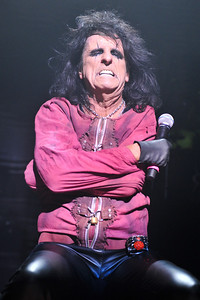 Alice Cooper performs at The Roundhouse - 31/10/10