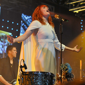 Florence & The Machine perform at BBC Big Weekend 2010 - 22/05/10