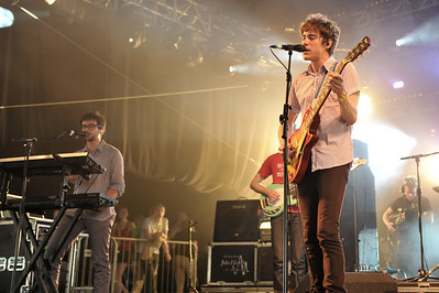 MGMT perform at BBC Big Weekend 2010 - 22/05/10