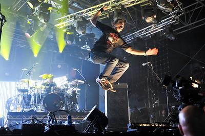 Pendulum perform at BBC Big Weekend 2010 - 23/05/10