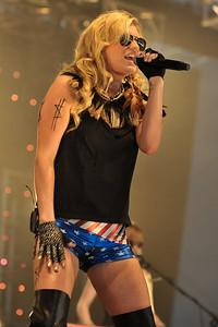 Ke$ha performs at BBC Big Weekend 2010 - 23/05/10