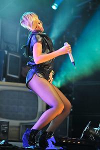 Rihanna performs at BBC Big Weekend 2010 - 23/05/10