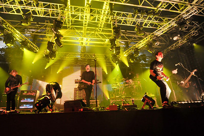 Pendulum perform at BBC Big Weekend 2010 - 23/05/10