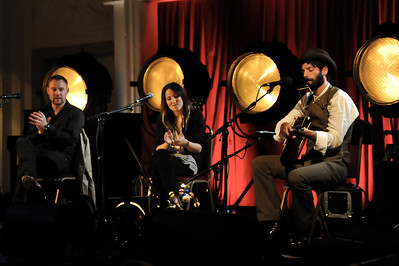 BBC4 Sessions - Songwriters' Circle at Bush Hall, London W12 - 24/09/10