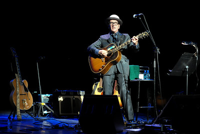Elvis Costello performs at Royal Festival Hall - 20/06/10