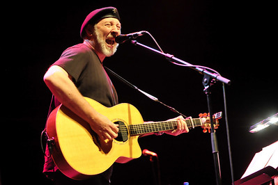 Richard Thompson performs at The Royal Festival Hall - 19/06/10