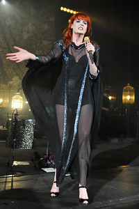 Florence & The Machine perform at HMV Hammersmith Apollo - 14/05/10