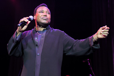 George Benson performs at The O2 Arena, London - 02/06/10