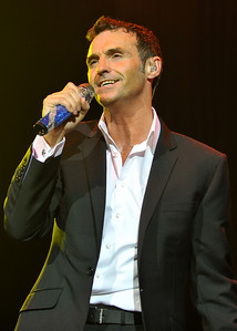 Marti Pellow performs at The O2 Arena, London - 02/06/10