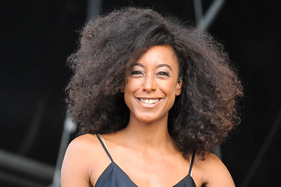 Corinne Bailey Rae performs at Hard Rock Calling 2010 - 26/06/10