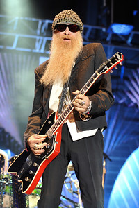 ZZ Top perform at High Voltage Festival 2010 - 24/07/10