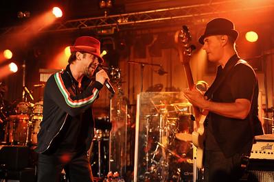 Jamiroquai performs for BBC Radio 2 at Air Studios, London - 04/11/10