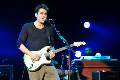 John Mayer performs at Hammersmith Apollo - 18/01/10