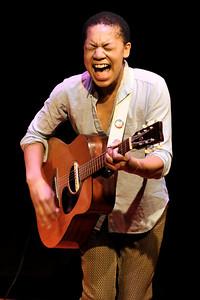 Krystle Warren performs at Soho Theatre - 25/02/10