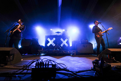 The XX perform at Latitude Festival 2010 - 17/07/10