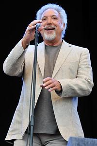 Tom Jones performs at Latitude Festival 2010 - 18/07/10