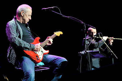 Mark Knopfler performs at The Royal Albert Hall - 30/05/10
