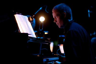 2010.09.17 : Max Richter rehearsal at Cadogan Hall