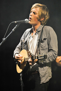 Johnny Flynn performs at Hammersmith Apollo - 08/10/10