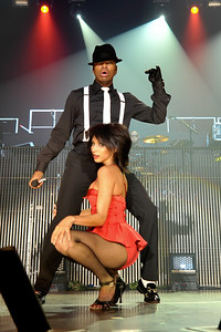 Ne-Yo performs at Wembley Arena - 14/02/10