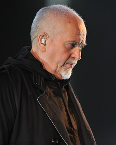 Peter Gabriel performs at The O2 Arena, London - 27/03/10