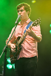 Surfer Blood perform at Reading Festival 2010 - 27/08/10
