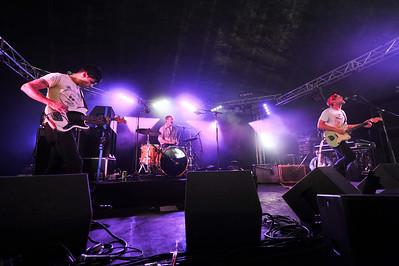 Harlem perform at Reading Festival 2010 - 27/08/10
