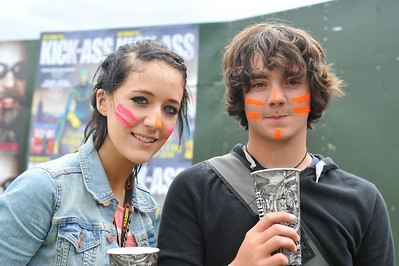Reading Festival 2010 - Day 3 - 29/08/10