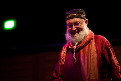 2010.11.03 : Terry Riley, George Brooks & Talvin Singh at King's Place