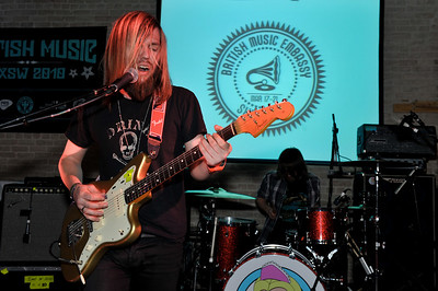 Band of Skulls perform at SXSW 2010 - 17/03/10