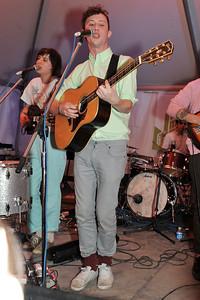 Fanfarlo perform at SXSW 2010 - 17/03/10