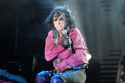 Alice Cooper performs at Sonisphere Festival 2010 - 30/07/10