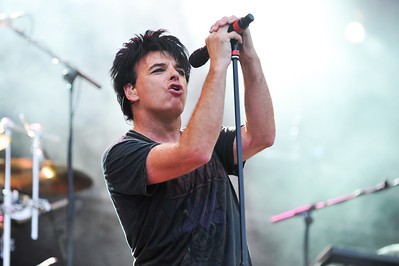 Gary Numan performs at Sonisphere Festival 2010 - 30/07/10