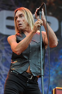 Iggy & The Stooges perform at Sonisphere Festival 2010 - 01/08/10