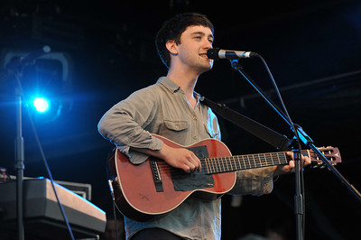 Villagers perform at The Big Chill 2010 - 08/08/10