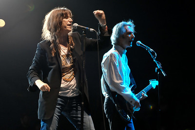 Patti Smith performs at The Serpentine Sessions 2010 - 29/06/10