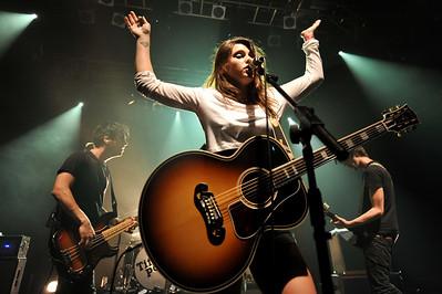 Tiffany Page performs at Koko - 09/07/10