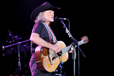 Willie Nelson performs at HMV Hammersmith Apollo, London - 11/06/2010