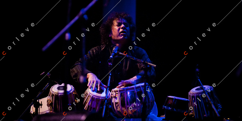 Sangam: Charles Lloyd with Zakir Hussain and Eric Harland