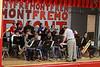 High School Band - 2/7/2012 @ Boys Varsity Basketball Sparta