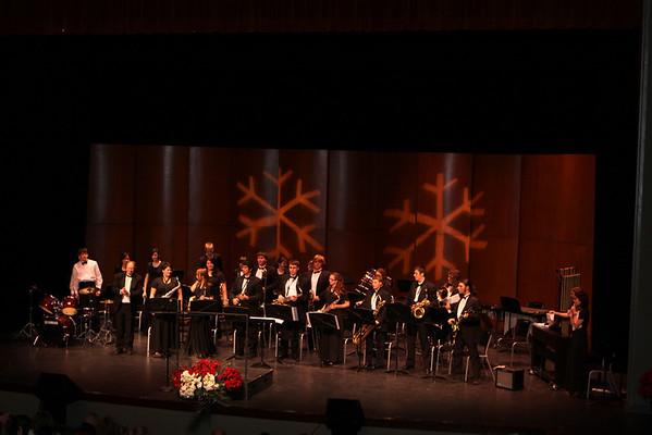 HS & MS Band - 12/15/2011 Christmas Concert