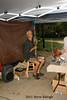 Pre-seminar pic from the Ann Arbor Art Fair.