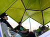 vibrating geodesic