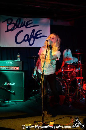A Pretty Mess - at The Blue Cafe - Long Beach, CA - March 19, 2011