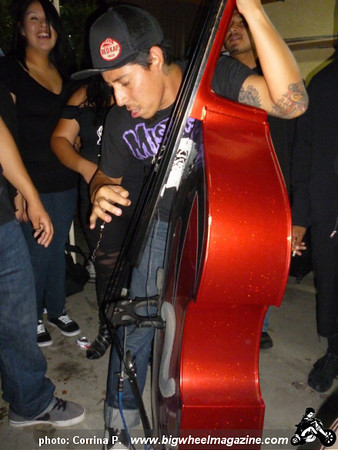 Backyard Gig - El Monte, CA - July 17, 2011