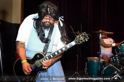 Black Fag - at The Blvd Cafe – Los Angeles, CA - March 25, 2011