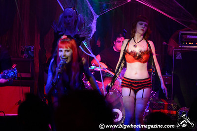 Dinah Cancer's Birthday Party with 45 Grave - at Bar Sinister - Hollywood, CA - August 27, 2011
