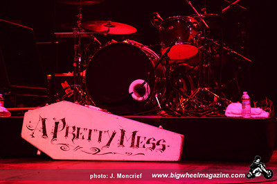 GV30 - A Pretty Mess - 30 Years of Goldenvoice at The Santa Monica Civic Auditorium - Santa Monica, CA - December 17, 2011