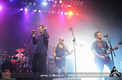 GV30 - The Dickies - 30 Years of Goldenvoice at The Santa Monica Civic Auditorium - Santa Monica, CA - December 18, 2011