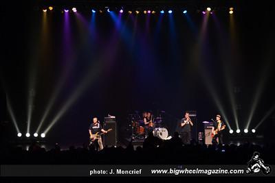 The Vandals - 30 Years of Goldenvoice at The Santa Monica Civic Auditorium - Santa Monica, CA - December 18, 2011